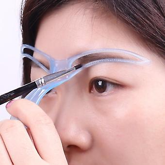Creative Popular Eyebrow Shaping Stencil