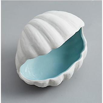 Ceramic Ashtray Cute Cartoon Ashtray Shell Creative Personality Trendy Shell