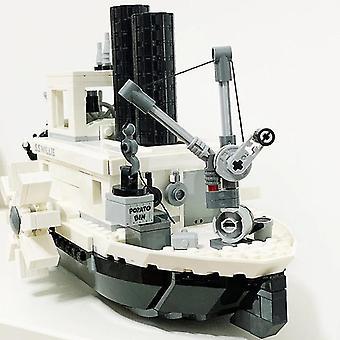 751Pcs Mickey Mouse byggesten Legetøj