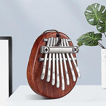 8-key Mini Kalimba - Finger Thumb Piano