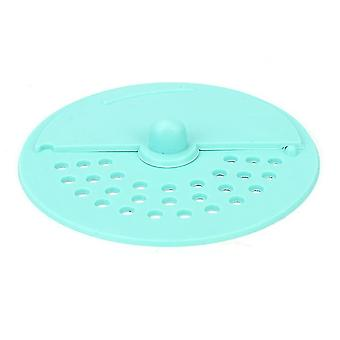 Shower water filters sink drain stopper kitchen sink anti-blocking filter drain plug hair stopper for kitchens