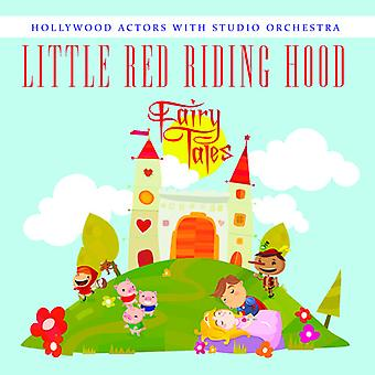 Hollywood-acteurs met Studio Orchestra - Little Red Riding Hood USA import
