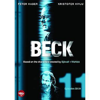 Beck: Episodes 32-34 [DVD] USA import