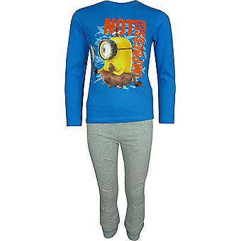 Despicable Me Minions Long Sleeve Pyjamas