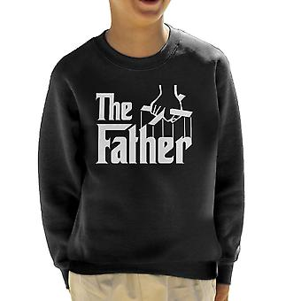 The Godfather The Father Kid's Sweatshirt