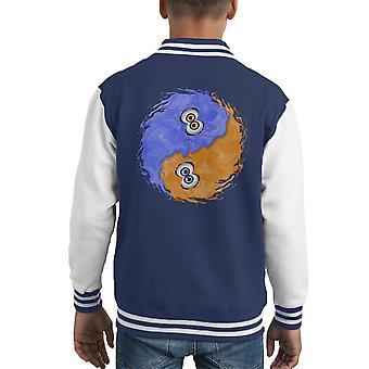 Varsity Jacket de squidism Splatoon Kid