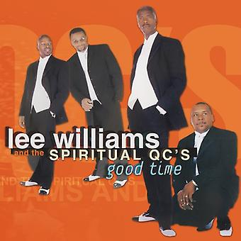 Williams, Lee / Spiritual Qc's - Good Time [CD] USA import