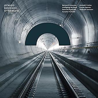 Erwan Keravec - Sonneurs [CD] USA import