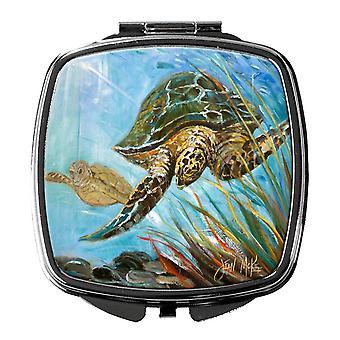 Каролинских сокровища JMK1261SCM головастых морских черепах компактное зеркало