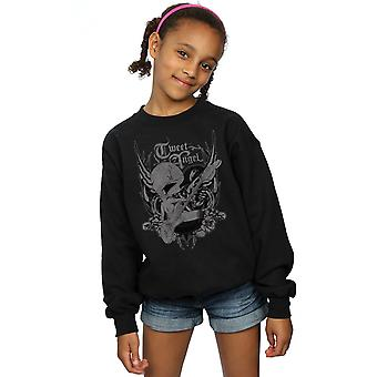 Chicas de Looney Tunes Tweety Pie Rock sudadera