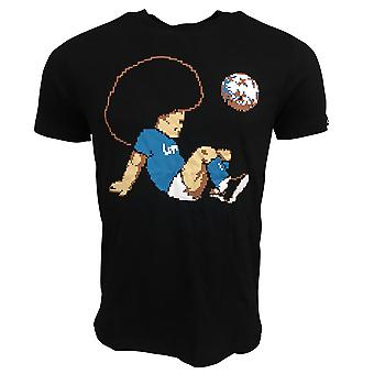 COPA Footballer T-Shirt // Orange 100% cotton
