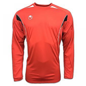 أوهلسبورت ليرة سورية اللانهاية قميص (أحمر)