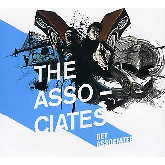 Associates - Get Associated [CD] USA import
