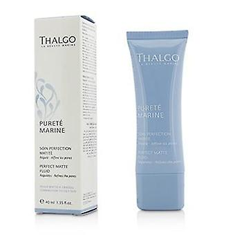 Thalgo Purete Marine Perfect Matte Fluid - For Combination To Oily Skin - 40ml/1.35oz