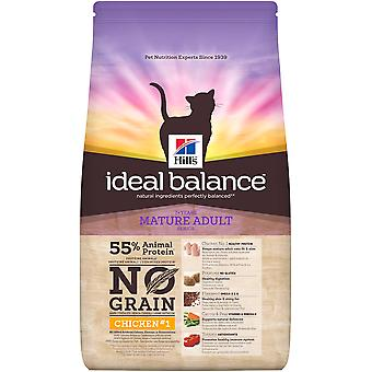 Hill's Ideal Balance Feline Adult No Grain with Chicken & Potato