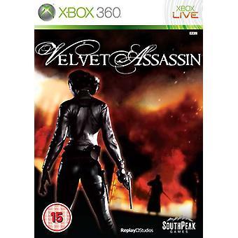 Lejemorder i fløjl (Xbox 360)-ny