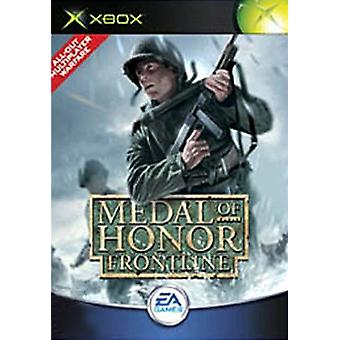 Medal of Honor Frontline (Xbox) - Nouveau