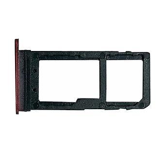 For HTC U11 SIM-kort Halter SIM bakke SIM SIM indehaveren røde slæde