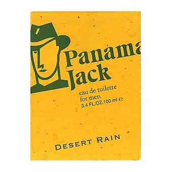 Panama Jack Desert Rain For Men Eau De Toilette Spray 3.4Oz/100ml In Box