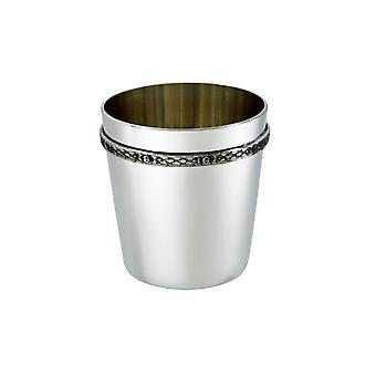 Celtic Band Pewter Tumbler