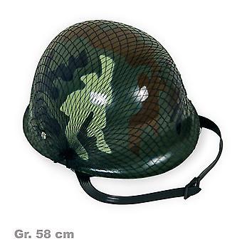 Tarn-roret soldat camouflage