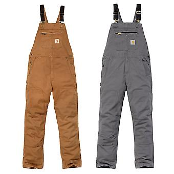 Carhartt mens bibs & coveralls rugged Flex Rigby BIB overalls