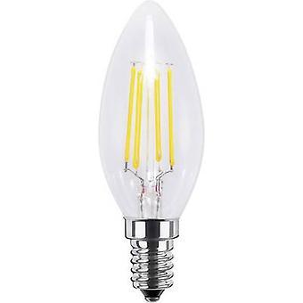 Segula 50313 LED (monochrome) EEC A+ (A++ - E) E14 Candle 4 W = 33 W Warm white (Ø x L) 35 mm x 97 mm Filament, dimmable 1 pc(s)