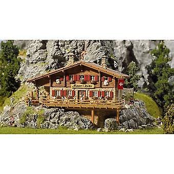 FALLER 130329 H0 HOOGGEBERGTE cabine MOSER-HUTTEN