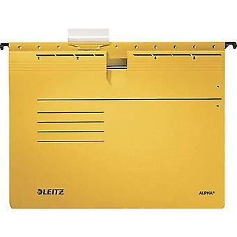 Leitz File display pocket Alpha A4 Yellow 5 pcs/pack 19843015 5 pc(s)