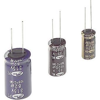 Samwha WB1H477M12020PL Electrolytic capacitor Radial lead 5 mm 470 µF 50 V 20 % (Ø x L) 12.5 mm x 20 mm 1 pc(s)