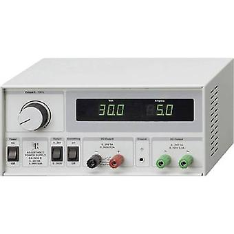 EA EA Elektro-Automatik-3050B banco PSU (tensão ajustável) 0 - 30 V AC 5 A 300 W no. das saídas 4 x