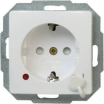 Kopp Insert PG socket Paris White 136702010