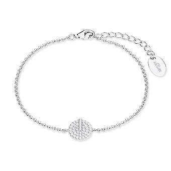 s.Oliver Jewel Damen Armband Silber Zirkonia 2022734