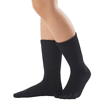 Knitido Fußrelax comfort toe socks with Komfortschaft without elastic