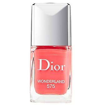 Christian Dior Vernis Gel Shine & Long Wear Nail Lacquer 575 Wonderland 0.33oz / 10ml