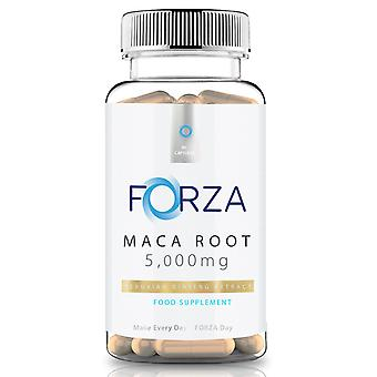 FORZA Maca Root - 180 Capsules