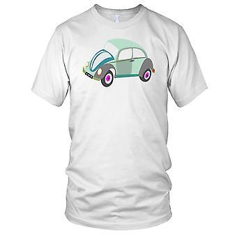VW Beetle Pop Art Classic Car damer T skjorte