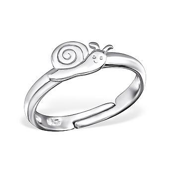 Snail - 925 Sterling Silver Rings - W28105x