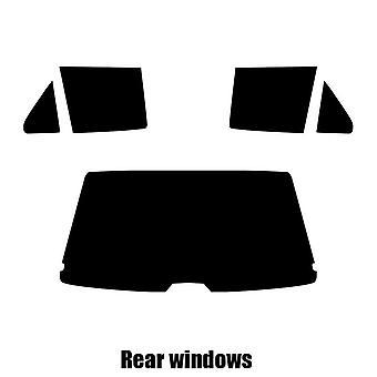 Předřezaný odstín okna-Peugeot 106 5-Door hatchback-1992 až 1996-zadní okna