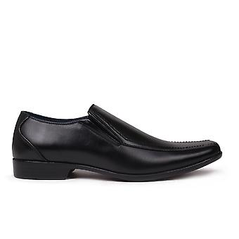 Giorgio Mens Bourne Slip On Shoes Work Formal Footwear