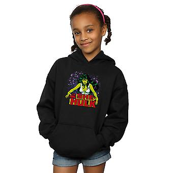Marvel Girls The Savage She-Hulk Hoodie