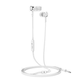 LANGSDOM R30 3.5 mm Bass Stereo Headphone-White