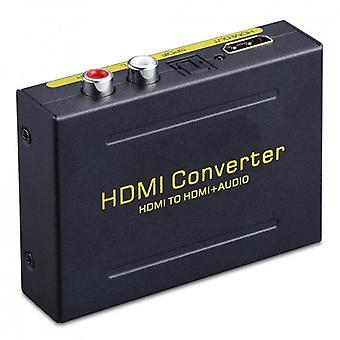 Audio Splitter-HDMI zu HDMI + SPDIF + Cinch
