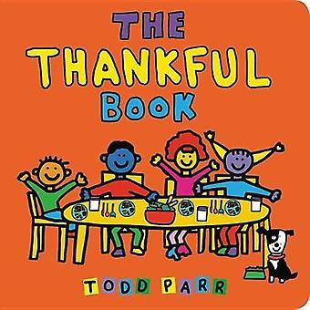 Kiitollinen kirjan kiitollinen kirja - 9780316337755 kirja