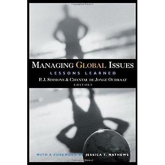 Hallintaan maailmanlaajuisista - kokemuksia P.J. Simmonsin - Chantal de