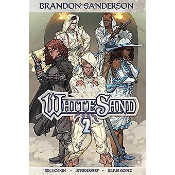 Volume de sable blanc de Sanderson 2 par Brandon Sanderson - 978152