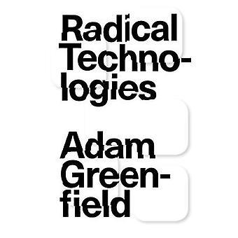 Radikale teknologier - Design i hverdagen af Adam Greenfield