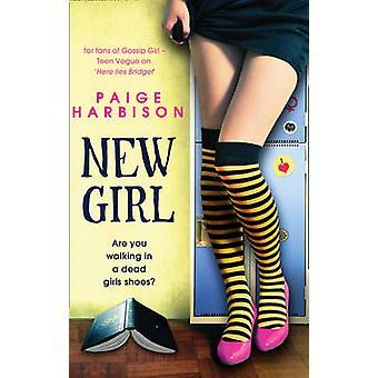 فتاة جديدة من بيج هاربيسون-كتاب 9781848450639