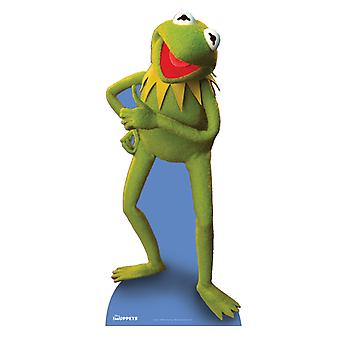 Kermit the Frog Lifesize Cardboard Cutout / Standee