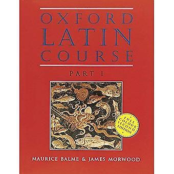 Cours de Latin Oxford: Livre Pt.1 de l'élève (cours de Latin d'Oxford)